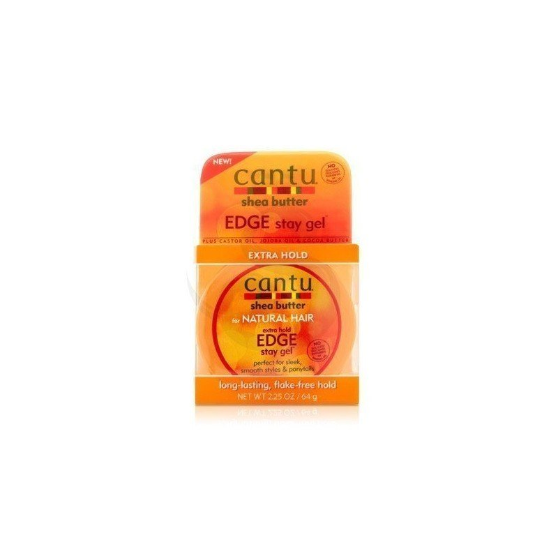 Cantu Shea Butter Extra Hold Edge Stay