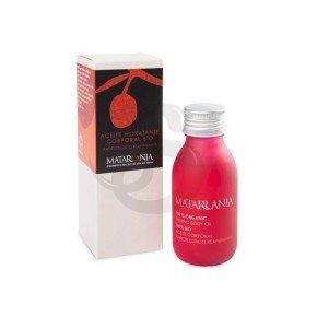 Aceite hidratante corporal anticelulítico reafirmante 100% BIO Matarrania