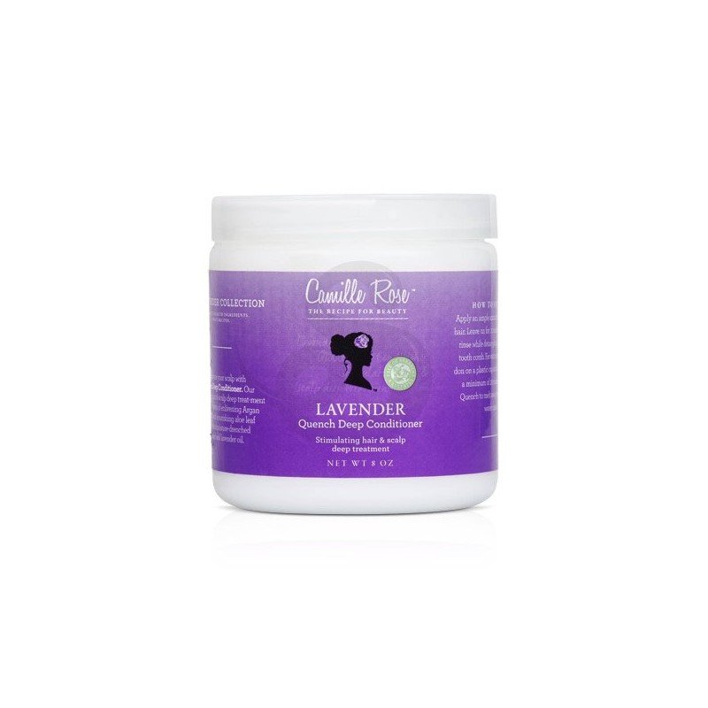 Camille Rose Lavender Quench Deep Conditioner