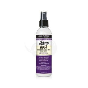 Aunt Jackie's Grapeseed Style & Shine Recipe Shine Boss Refreshing Sheen Mist