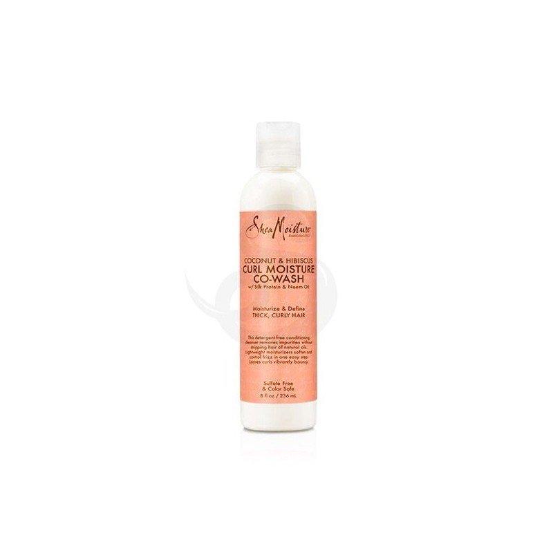 Shea Moisture Coconut & Hibiscus Curl Moisture Co-Wash