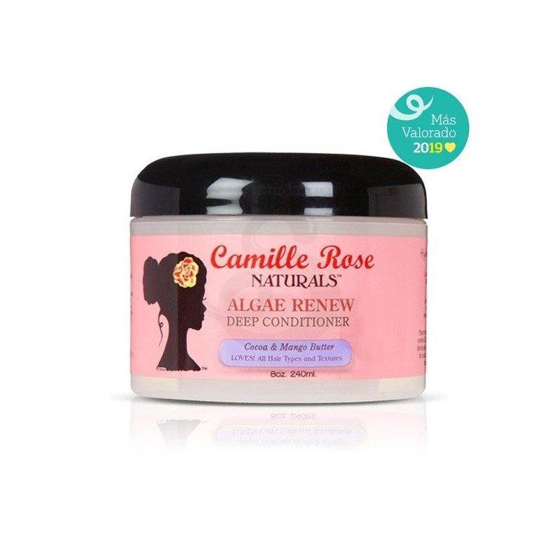Camille Rose Algae Deep Conditioner, acondicionador profundo
