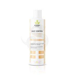 Elfy Naturals Wave Control Lightweight Shampoo, Champú Curly Girl