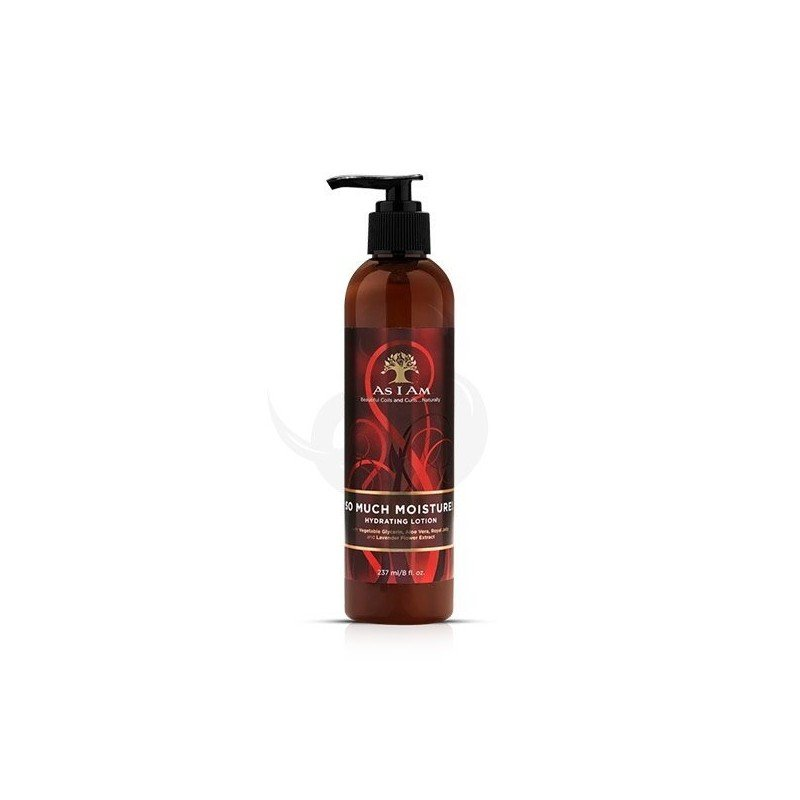 As I Am Classic So Much Moisture! Hydrating Lotion