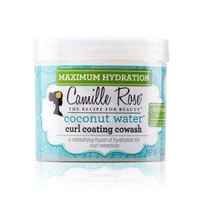 Camille Rose Coconut Water Curl Coating Cowash
