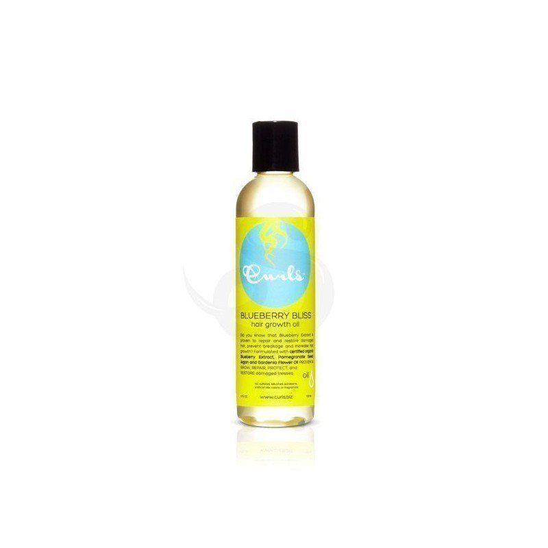 Curls Blueberry Bliss Hair Growth Oil, aceite crecimiento cabello