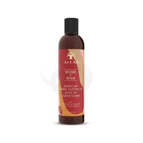 As I Am Restore & Repair Jamaican Black Castor Oil Leave-In Conditioner, acondicionador aceite ricino