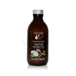 Aceite de Coco para el Cabello - The One & Oily Hair & Skin Premium Oil