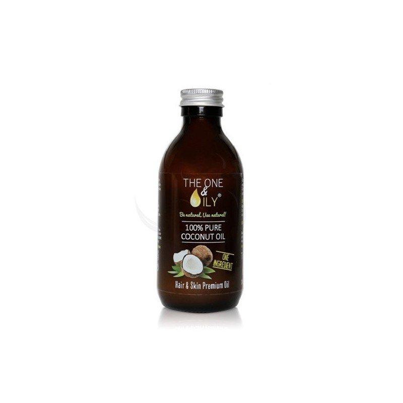 Aceite de Coco para el Cabello - The One & Oily Hair & Skin Premium Oil