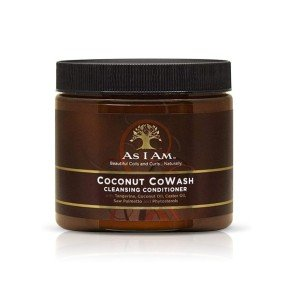 As I Am Coconut Co-Wash, acondicionador limpiador apto para el Método Curly Girl