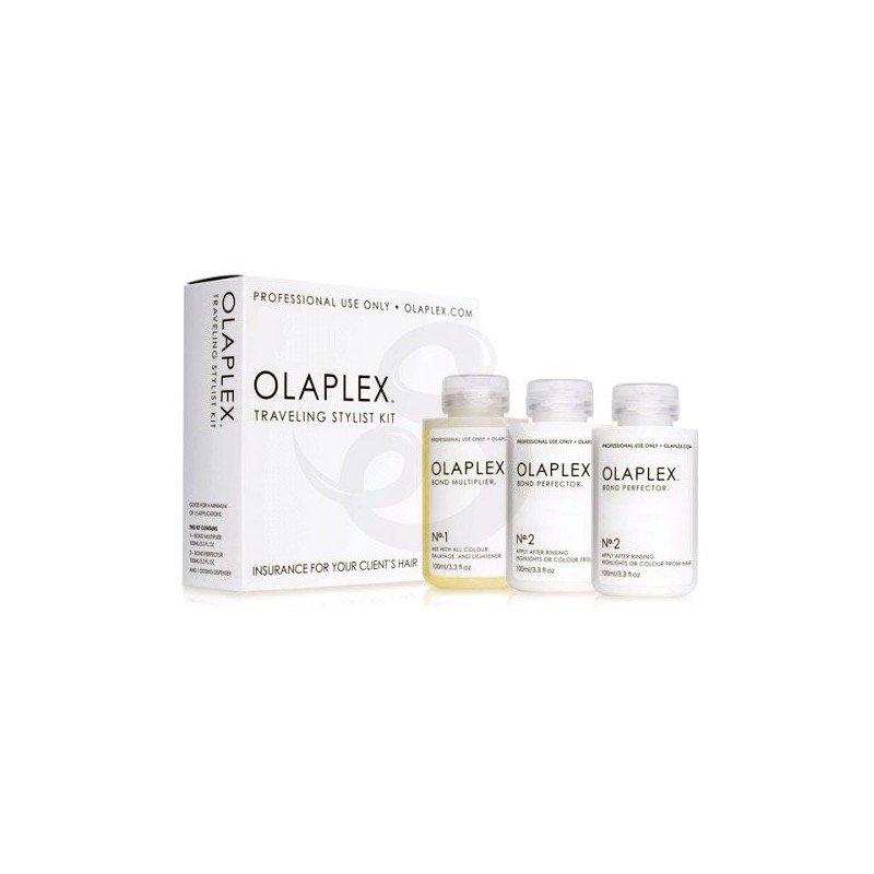 Olaplex Traveling Stylist Kit Nº1 + Nº2
