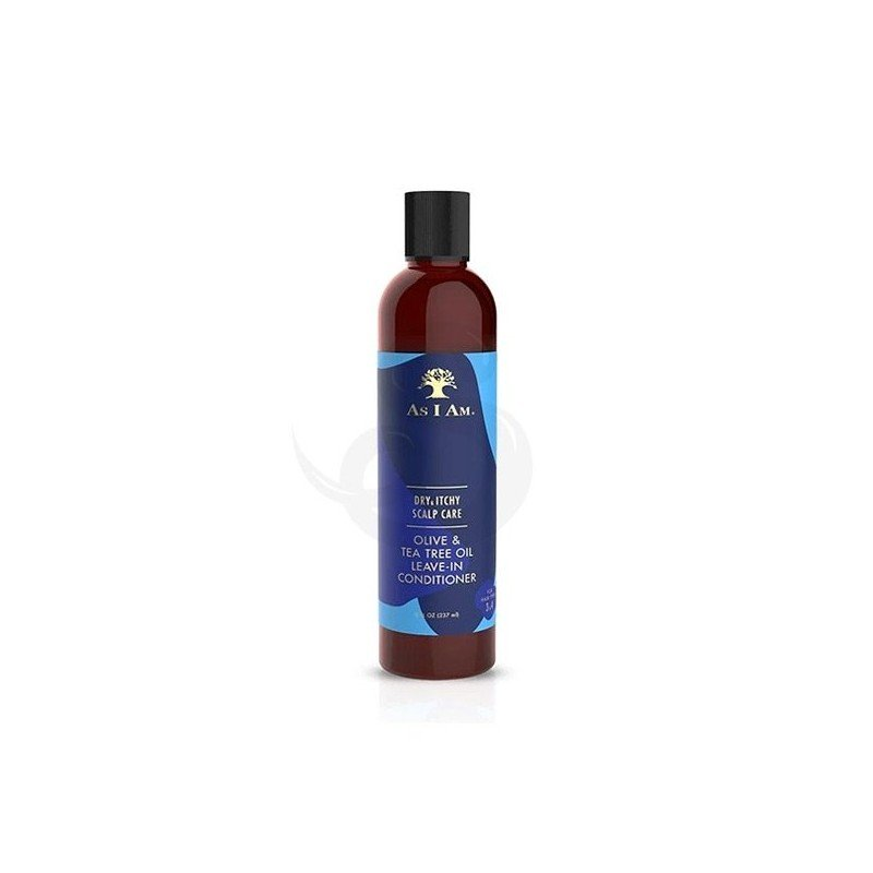 Acondicionador Caspa - As I Am Dry & Itchy Scalp Leave-In Conditioner