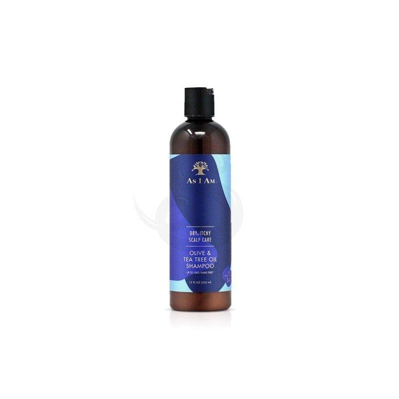 As I Am Dry & Itchy Scalp Care Shampoo