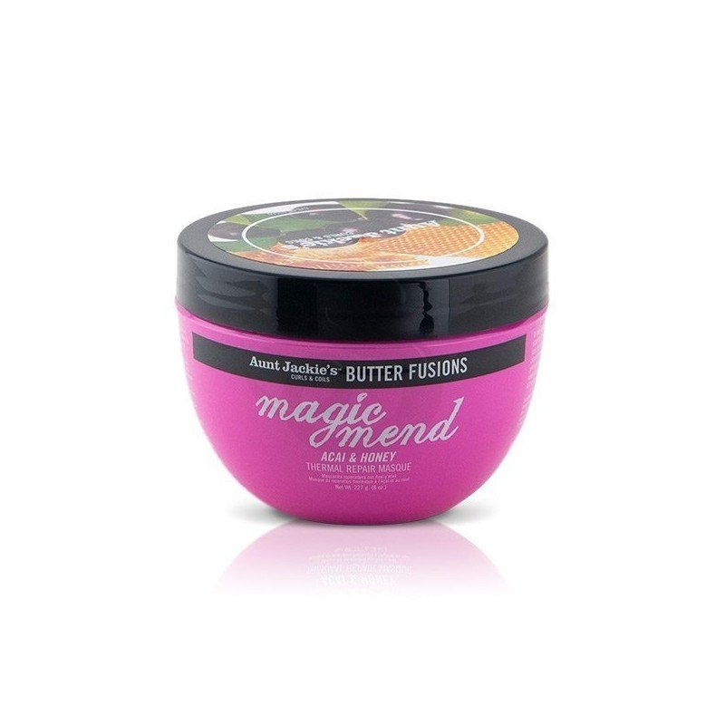 Aunt Jackie's Butter Fusions Magic Mend Thermal Repair Masque