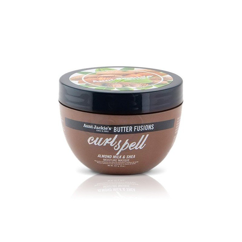 Aunt Jackie's Butter Fusions Curl Spell Moisture Masque