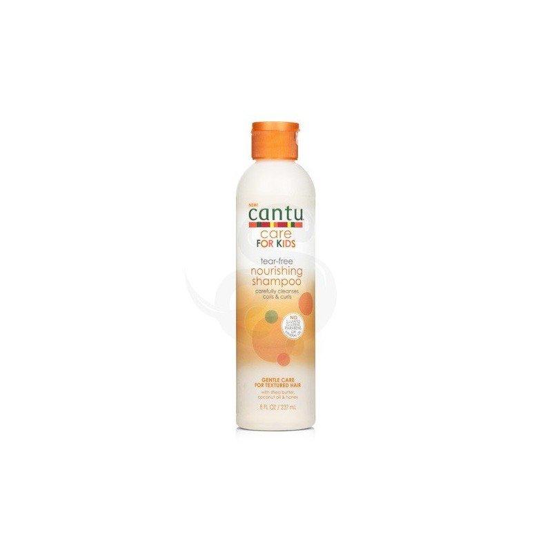 Cantu Care For Kids Tear-Free Nourishing Shampoo, champú no más lágrimas para niños