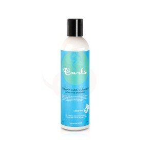 Creamy Curl Cleanser Sulfate Free Shampoo
