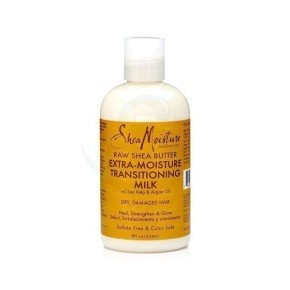 Shea Moisture Raw Shea Butter Extra-Moisture Transitioning Milk