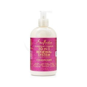 Shea Moisture SuperFruit Complex 10-in-1 Renewal Conditioner, acondicionador ricon en atioxidantes