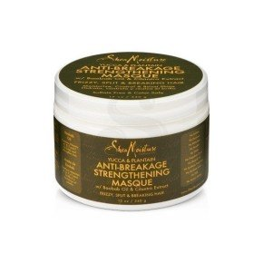 Shea Moisture Yucca & Plantain Anti-Breakage Strengthening Hair Masque