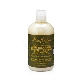 Shea Moisture Yucca & Plantain Anti-Breakage Strengthening Shampoo