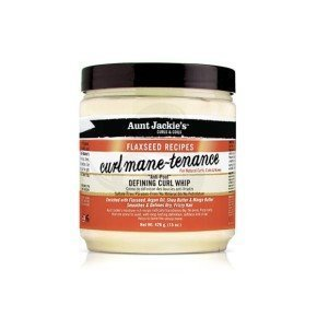 Aunt Jackie's Curl Mane-Tenance Defining Curl Whip, fijador anti encrespamiento