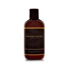Mahogany Naturals Apple Cider Vinegar Shampoo, champú de vinagre de sidra de manzana