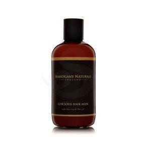 Mahogany Naturals Luscius Hair Milk, acondicionador sin aclarado
