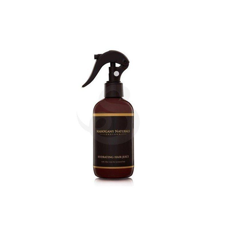 Mahogany Naturals Hydrating Hair Juice, acondicionador sin aclarado