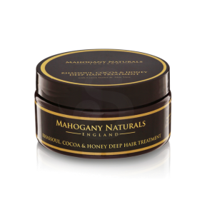 Mahogany Naturals Rhassoul, Cocoa & Honey Deep Hair Treatment
