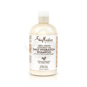Shea Moisture 100% Virgin Coconut Oil Daily Hydration Shampoo