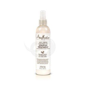 Shea Moisture 100% Virgin Coconut Oil Daily Hydration Leave-In Treatment