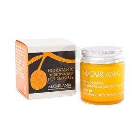 Hidratante Nutritiva Piel Sensible BIO Matarrania