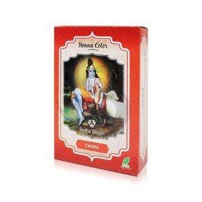 Radhe Shyam Henna Caoba en Polvo