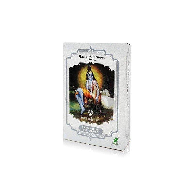Radhe Shyam Henna Quinquina en Polvo, más fuerza, brillo y volumen para tu cabello