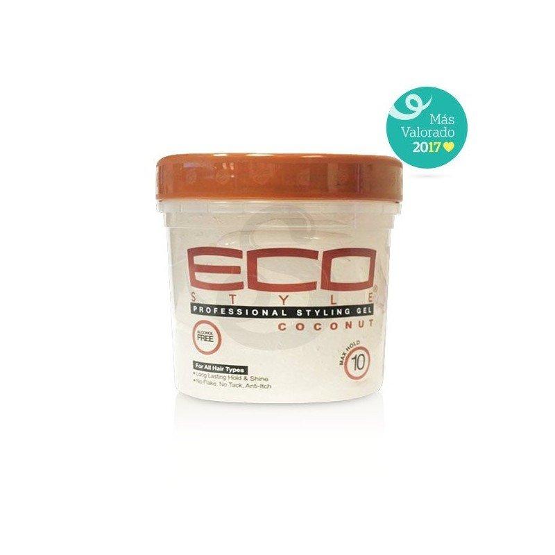Eco Styler Coconut Styling Gel, fijador con aceite de coco