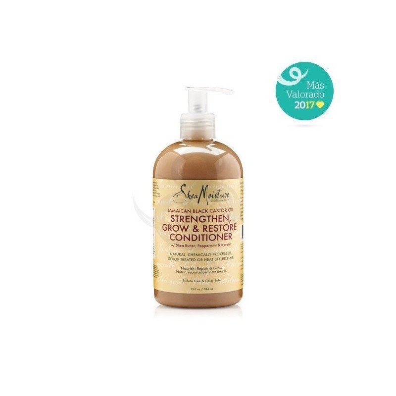Shea Moisture Jamaican Black Castor Oil Strengthen Grow Restore Conditioner