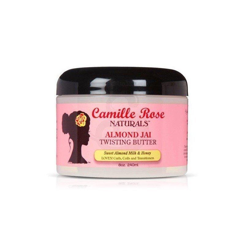 Almond Jai Twisting Butter, la crema de peinado de Camille Rose