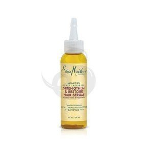 Shea Moisture Jamaican Black Castor Oil Strengthen & Restore Hair Serum