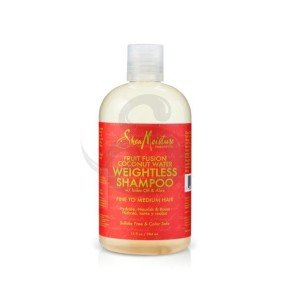 Shea Moisture Fruit Fusion Coconut Water Weightless Shampoo
