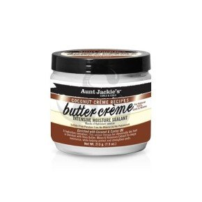 Aunt Jackie's Coconut Crème Recipes Butter Crème Intensive Moisture Sealant