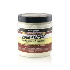 Aunt Jackie's Coconut Crème Recipes Coco Repair Deep Conditioner