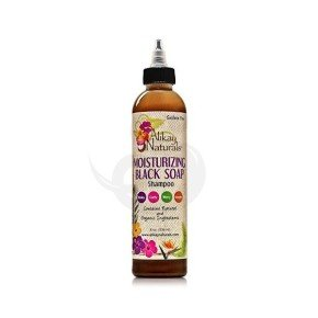 Alikay Moisturizing Black Soap Shampoo