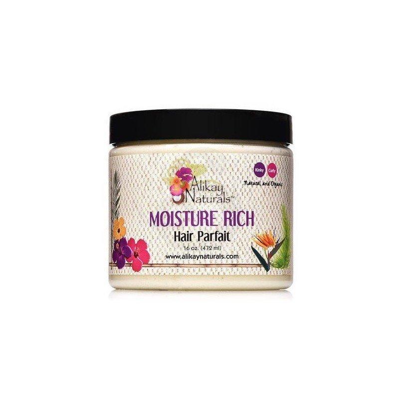 Alikay Moisture Rich Hair Parfait, crema de peinado