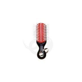 Mini Cepillo Denman en llavero