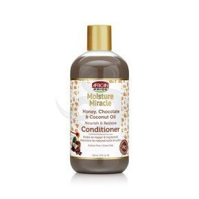 African Pride Honey, Chocolate & Coconut Oil Conditioner, acondicionador de miel, cacao y coco