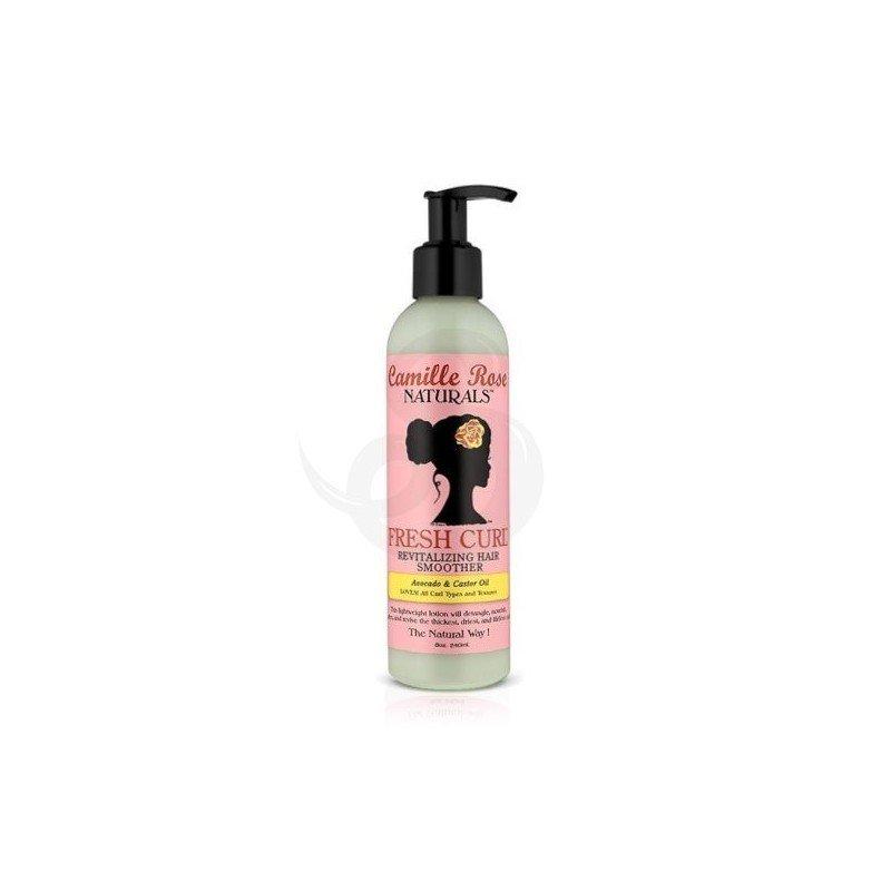 Camille Rose Fresh Curl, revitalizador de rizos de uso diario