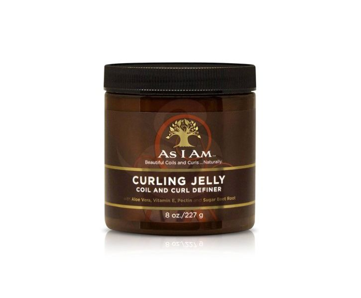 Método Curly Girl | As I Am Curling Jelly