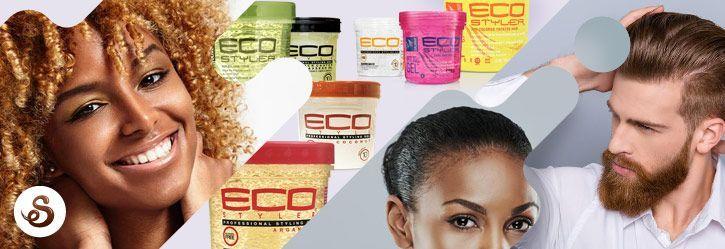 Eco Styler, gel fijador sin alcohol para todo tipo de cabello.