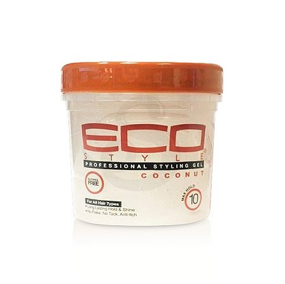 Eco Styler Styling Gel Coconut, gel fijador sin alchol